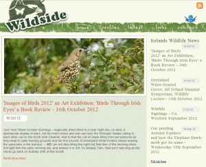 Take a walk on wexford's wild side with the wildside.ie team