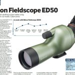 Nikon Fieldscope ED50 -- as reviewed in Bird Watching magazine