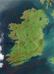 Ireland's Migration Hotspots