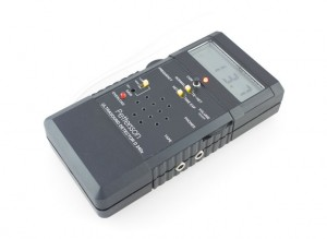 Side view of the D240X bat detector