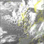 Satellite Weather Map Ireland