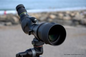Vanguard Endeavor HD Spotting Scope front view