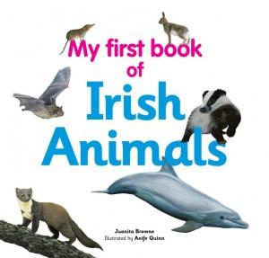 My first book of Irish Animals