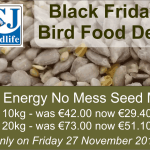 Black Friday Bird Food Deal