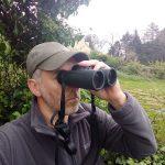 Hawke Saphire ED Binocular in action
