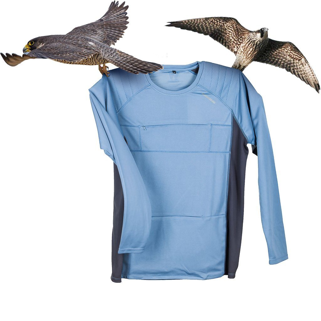 Wunderbird: outdoor clothing for birders