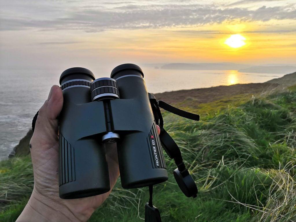 Hawke Frontier EDX 8x42 Binocular Review